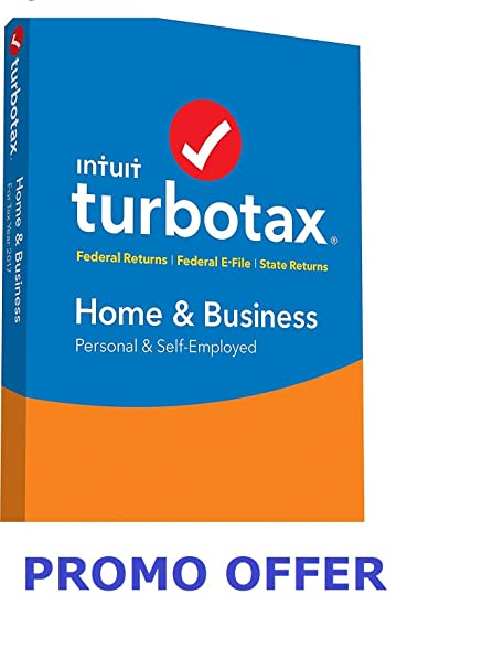 TURBOTAX PREMIER 2017 PC/MAC Federal+Efile+State (SameDayDelivery: See Below