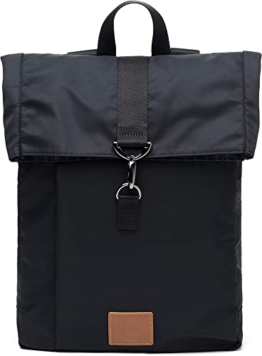 MOONSUS Urban Slim Backpack Black black