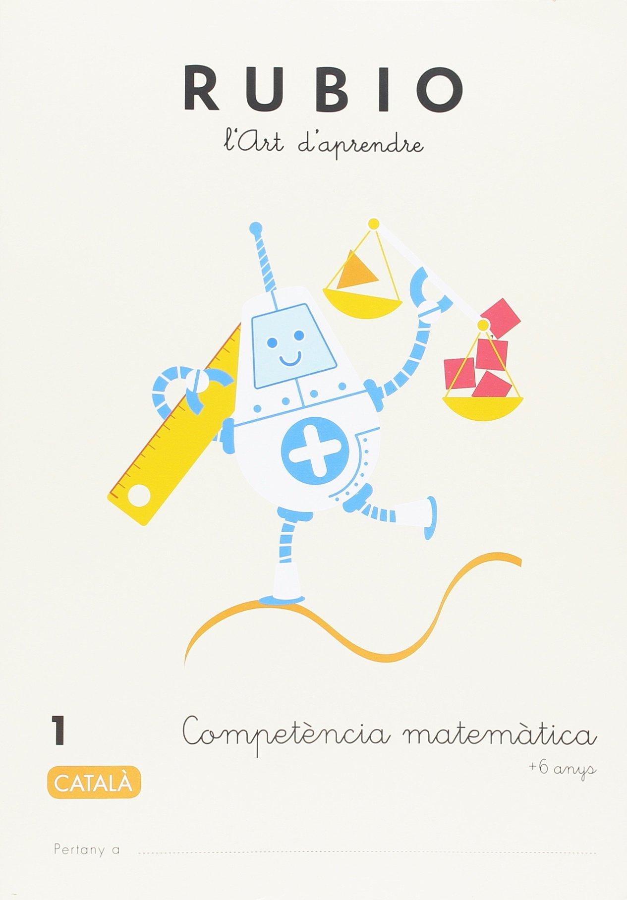 COMPETÈNCIA MATEMÀTICA 1: Amazon.es: S.L.U. ENRIQUE RUBIO POLO: Libros