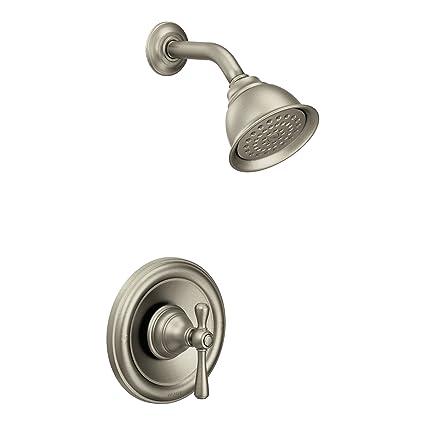 moen t3112bn kingsley moentrol shower trim kit without valve