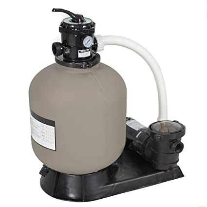 Best Choice Products SKY1639 Swimming Pool Pump System, 19\