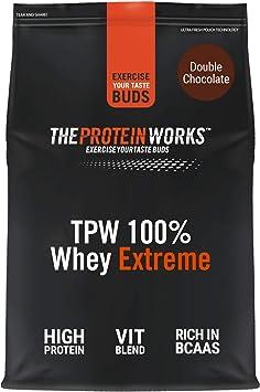 The Protein Works 100% Whey Extreme - 2000 gr: Amazon.es ...