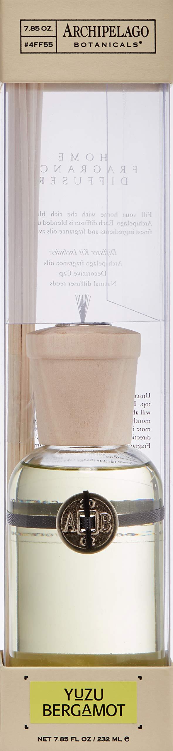 Archipelago Reed Diffuser, Yuzu Bergamot, 7.85 oz. by Archipelago Botanicals (Image #3)