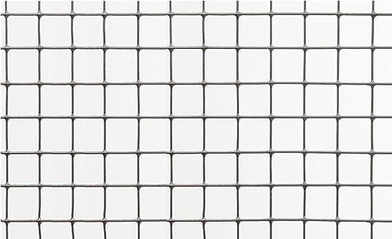 RETE ELETTROSALDATA ZINCATA 12X12 H 100  METALLICA M 25  RECINZIONE CONIGLI ORTO