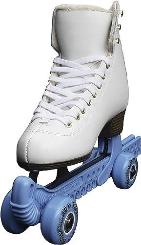 Rollergard ROC-N Figure Skate Rolling Guard, Sky Blue
