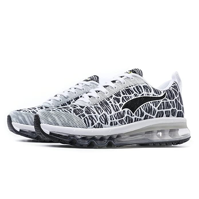 new style 611f0 e04d4 Amazon.com   ONEMIX Women s Air Cushion Running Shoes Lightweight Walking  Jogging Gym Outdoor Exercise Drive Athletic Sneakers   Walking