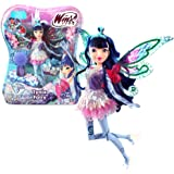 Winx Club - Tynix Fairy - Musa Poupée 28cm avec magique Robe