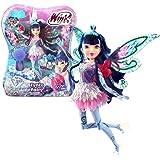 Winx Club - Tynix Fairy - Musa Bambola 28cm con magique Robe