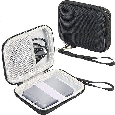 Khanka Hart Tasche Case Für Lacie Mobile Drive Tragbare Computer Zubehör
