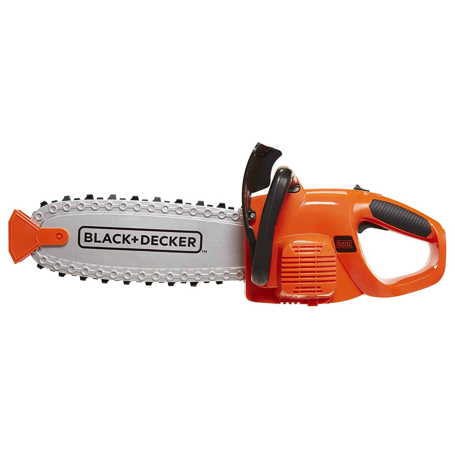 Black decker jr outdoor tool set chainsaw home garden for Gardening tools for 3 year old