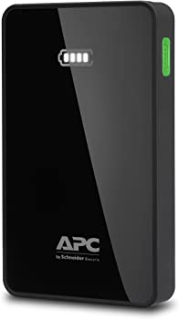 APC M5BK 5000mAh 2-Port Mobile Power Pack