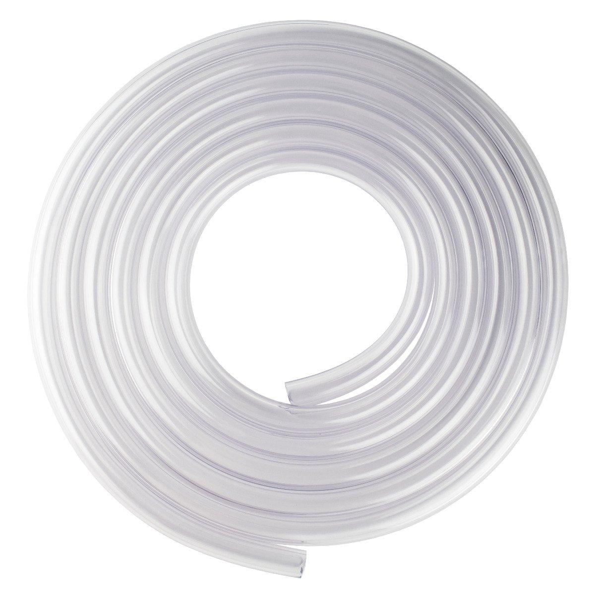 Mayhems Ultra Clear Tubing 1/2' ID 3/4' OD 13/19mm 5m Mayhems Solutions LTD 4328428199