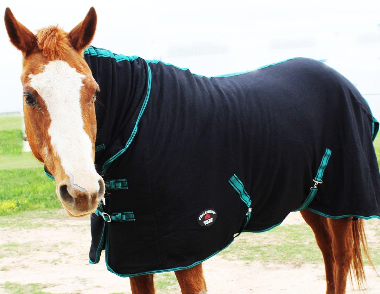 82'' Horse Sheet Polar FLEECE COOLER Exercise Blanket Wicks Moisture 4392N