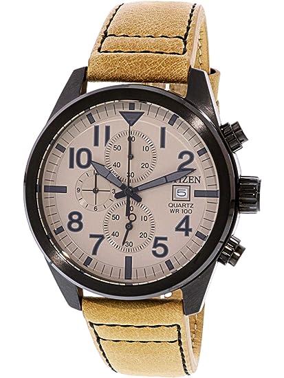Citizen AN3625-07X reloj cuarzo para hombre