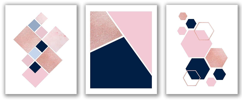 Printable Abstract Simple Modern Wall Art Printable Watercolor Print Abstract Wall Art Blush Pink and Gray Print Pink and Black Print