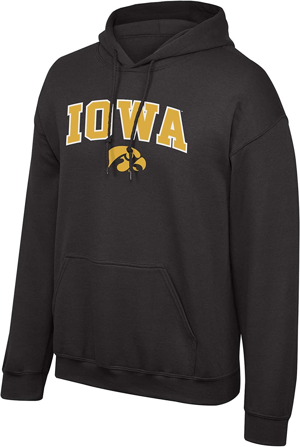 Elite Fan Shop NCAA Mens Hoodie Sweatshirt Team Color Arch