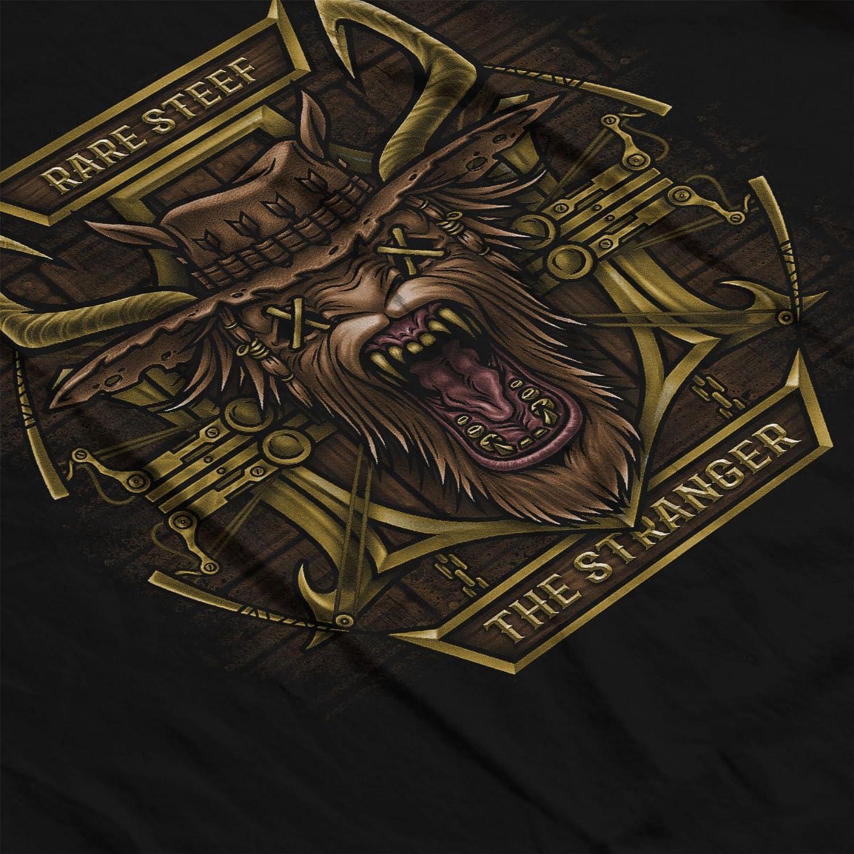 Wanted Dead Or Alive Oddworld Strangers Wrath Men's Varsity Jacket