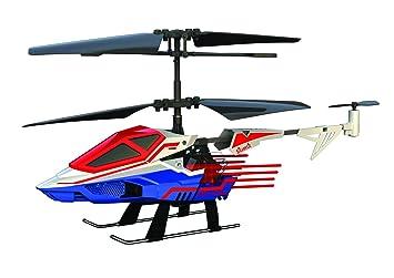 Silverlit - 84781 - Hélicoptère d\'intérieur lance missiles - Héli ...