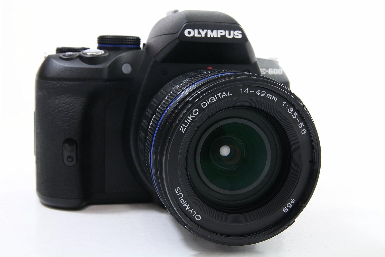 Olympus Cámara E-600 Digital SLR, con 14 mm: Amazon.es: Electrónica