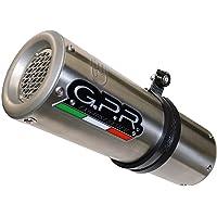 ESCAPE GPR EXHAUST SYSTEM COMPATIBLE CON YAMAHA MT-07