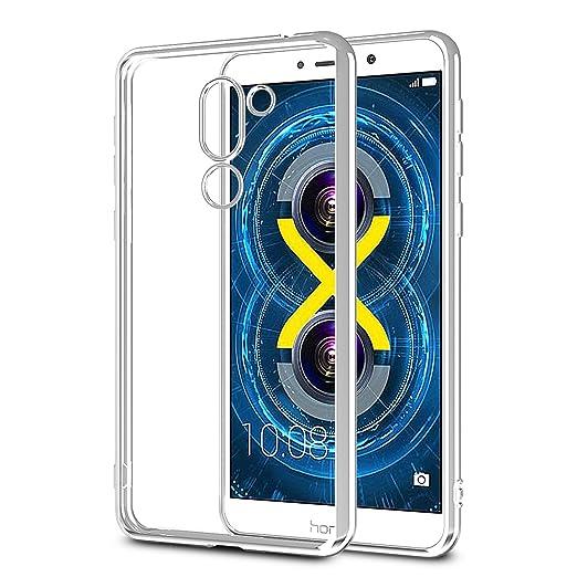 12 opinioni per Custodia Honor 6X (2 Pack), OMOTON Huawei Honor 6X Cover [Morbido