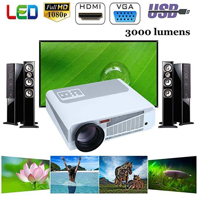 Amazon.com: Multimedia Smart Video Projector | Coldcedar ...