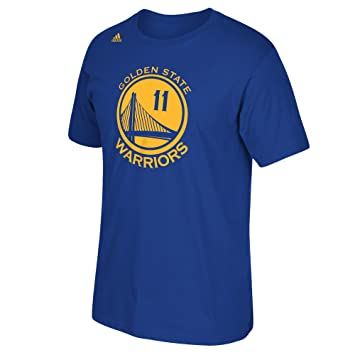 new styles a61ae b33a1 Adidas NBA GO to TEE SS #11 Warriors