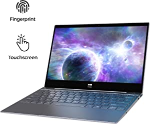 "XIDU 12.5"" Tour Pro Touchcreen Laptop with Backlit Keyboard Ultrabook 