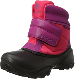 Bottes de Neige Columbia Youth Rope Tow III Blue Magic-Taille 34