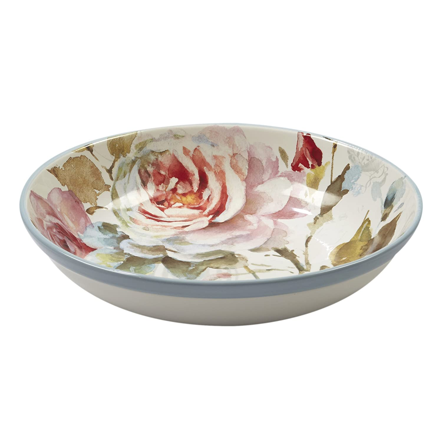 Certified International 23583 13' x 3' Beautiful Romance Serving/Pasta Bowl One Size Multicolor