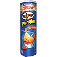 Pringles Ketchup Flavored Chips 200 grams Can
