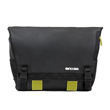a47d46c716a4 Amazon.com  Incase Range Messenger Large - Black Lumen  Incase Designs Corp