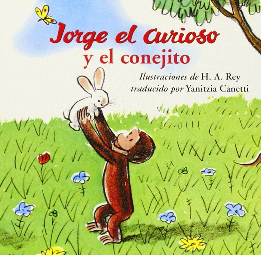 Jorge el Curioso y el Conejito: H. A. Rey, Margret Rey: 0046442203166:  Amazon.com: Books