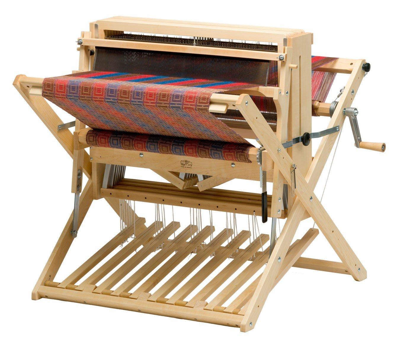 Schacht Baby Wolf Floor Loom - 8 Shaft 10 Treadle Schacht Spindle Company SCH-2604