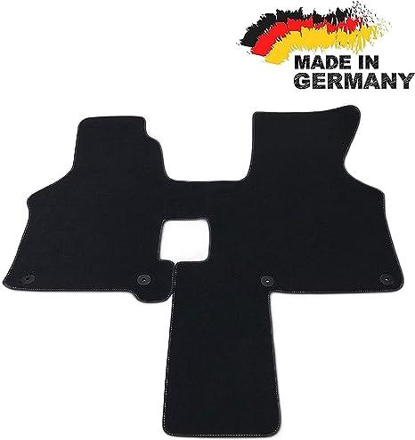 Automatten Fahrerhaus für VW T4 Schaltgetriebe 3 Sitzer
