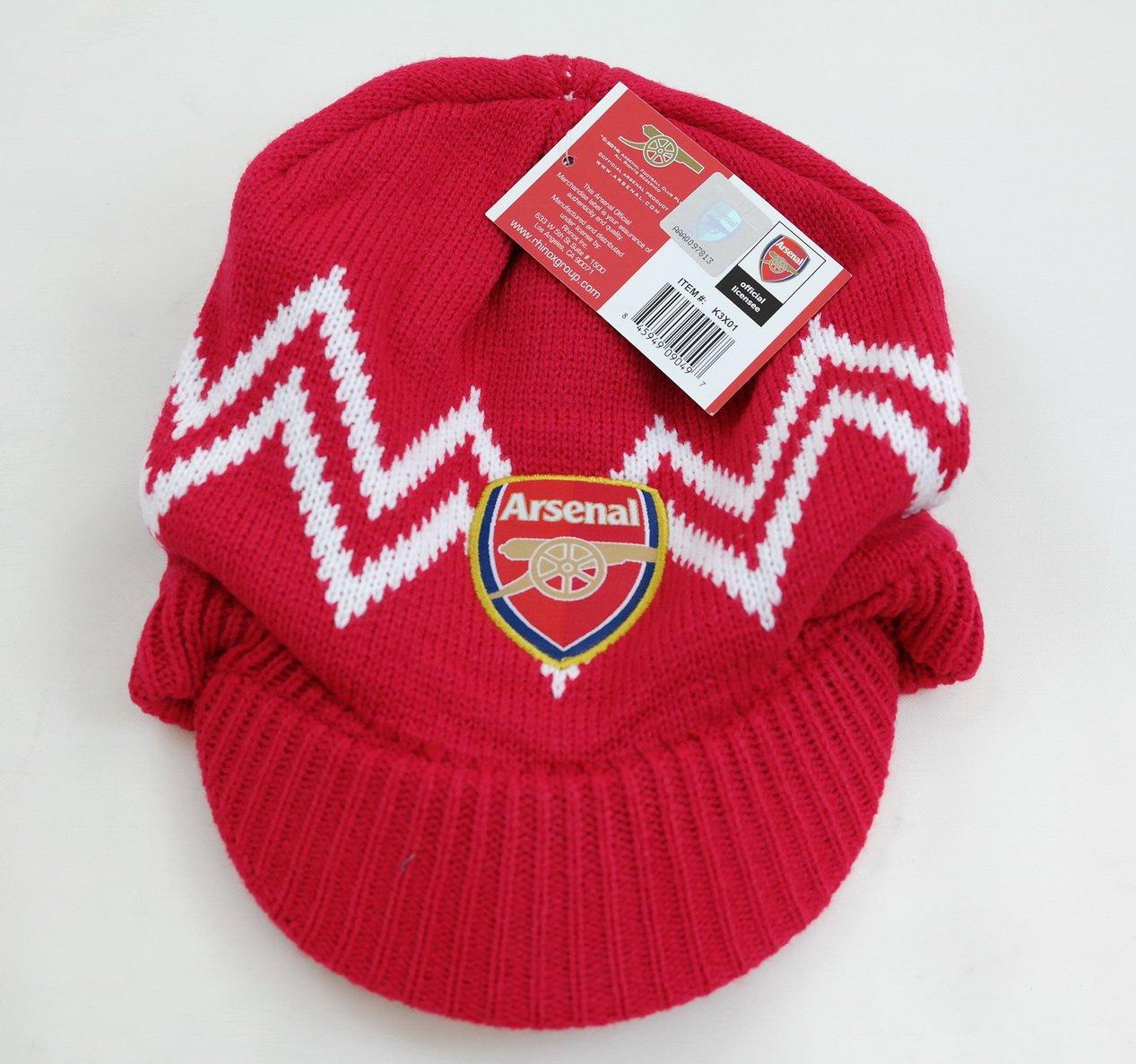 アーセナルAuthentic Official Licensed Product Soccerビーニー – 004 A B017WW8WGW
