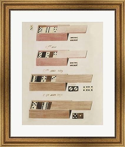 Amazon.com: Great Art Now Dominoes by Posters International Studio ...