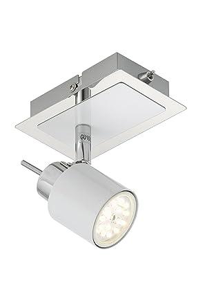 Briloner Leuchten Deckenleuchte, Wandleuchte, LED Lampe, Deckenlampe ...