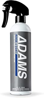 product image for Adam's Rinse & Coat (12oz) - Ceramic Coating Spray After Car Wash | SIO2 Spray Sealant for Car Detailing | The Quickest Way to Protect Your Paint | Stronger Than Car Wax | Car Cleaning Supplies