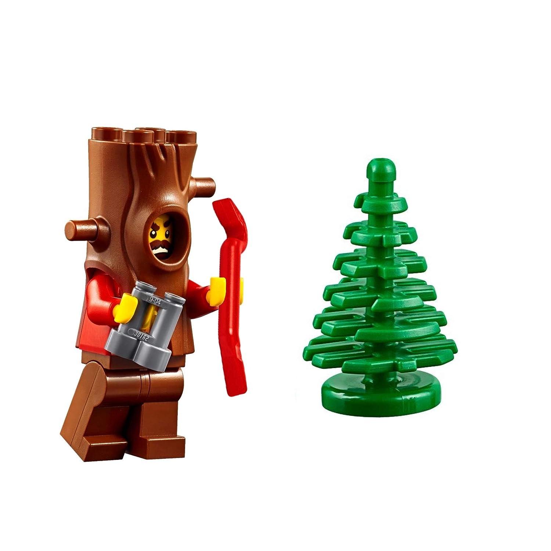 Jeux De Construction Lego City Police Minifigures X 9