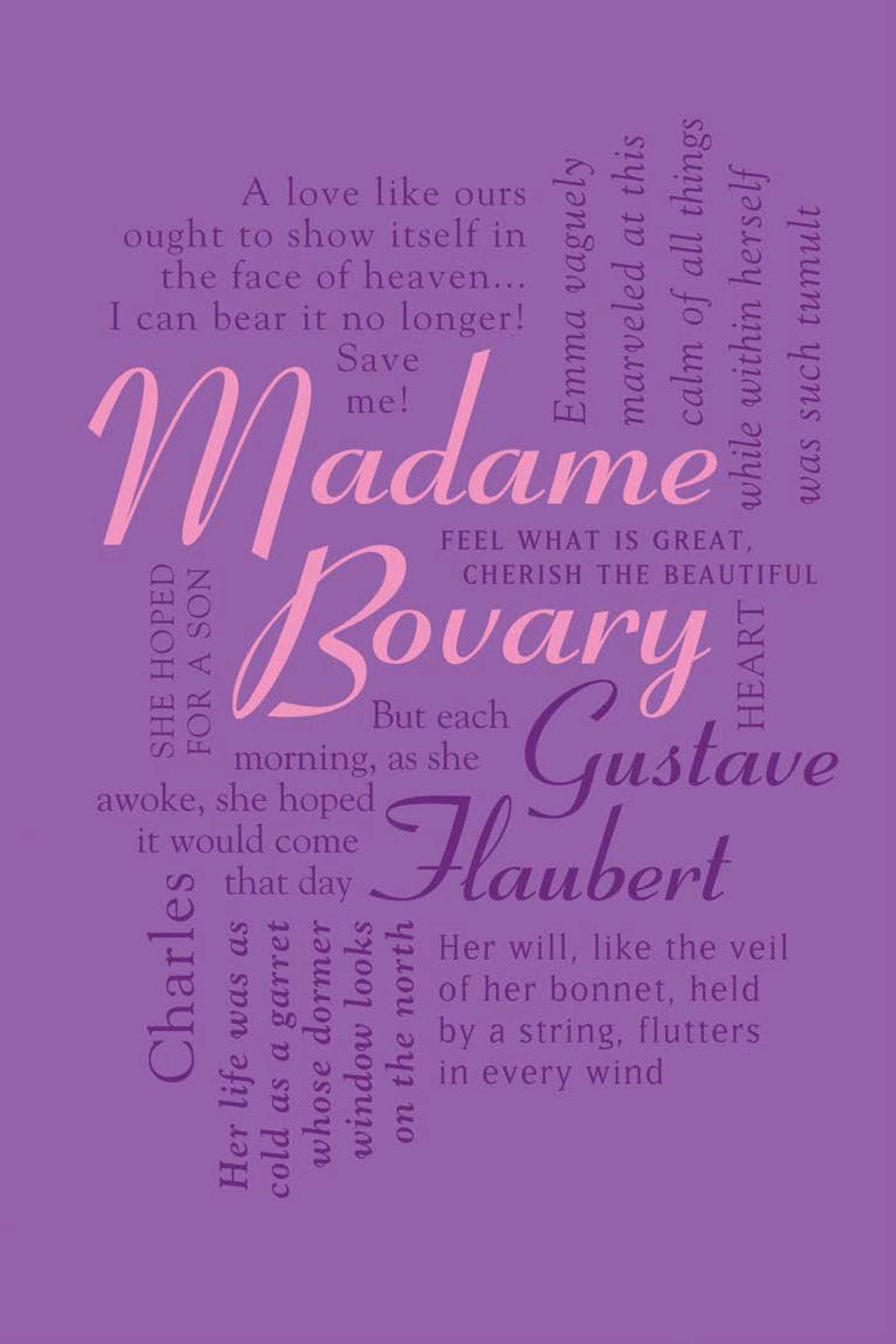 Image result for madame bovary word cloud