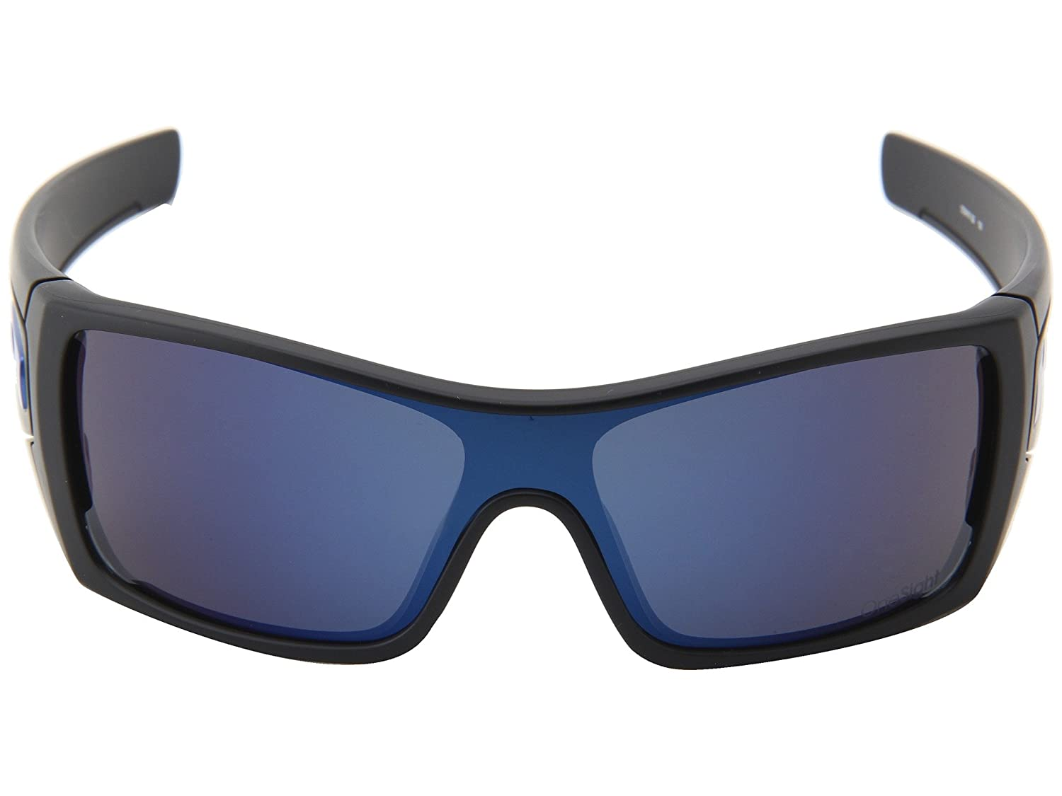 fe3072d9e4 ... w ruby iridium oo9174 06 89dd5 65d91  where can i buy amazon oakley  mens onesight batwolf limited edition sunglasses matte black ice iridium