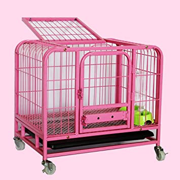 Jaulas para mascotas, potentes jaulas para perros Potentes jaulas de metal y cajas grandes para