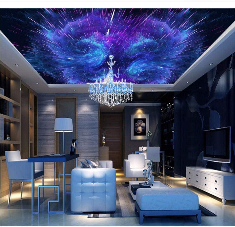 Weaeo Custom Space 3D Ceiling Wallpaper ...