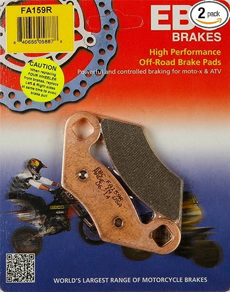 Honda SH 125-3 2003 Sintered Motorcycle Front Brake Pads