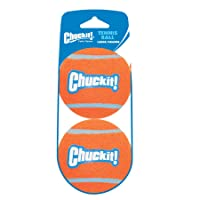 Deals on 2-Count Chuckit Tennis Ball 084021