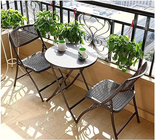 Tavoli Da Giardino In Midollino.Dore Home Scrivania Pvc Tavolo Da Giardino In Rattan E Sedia