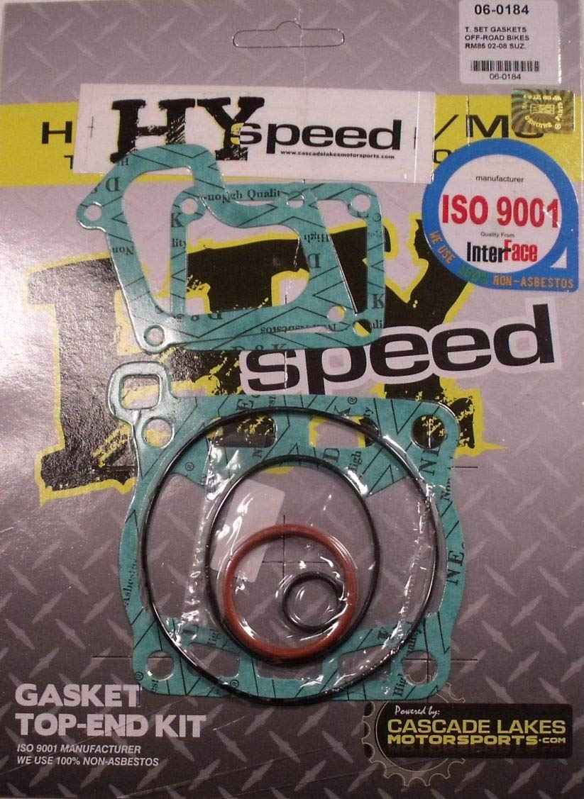 HYspeed Water Pump Repair Kit NEW Gaskets Seals Yamaha YZ250F WR250F 2001-2009