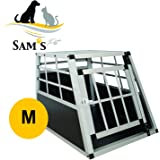 Aluminium Hundetransportbox in 3 Größen