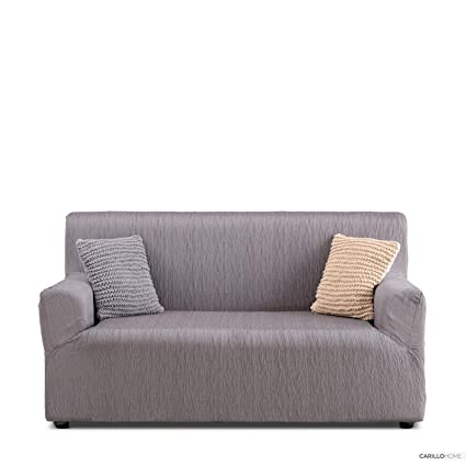 Funda Cubre Sofa One More - 3 plazas, Gris: Amazon.es: Hogar